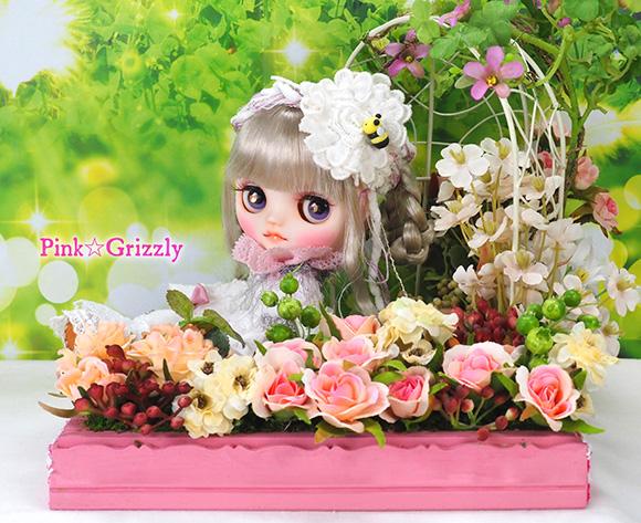 [Pink☆Grizzly]アーティストオリジナルミディ